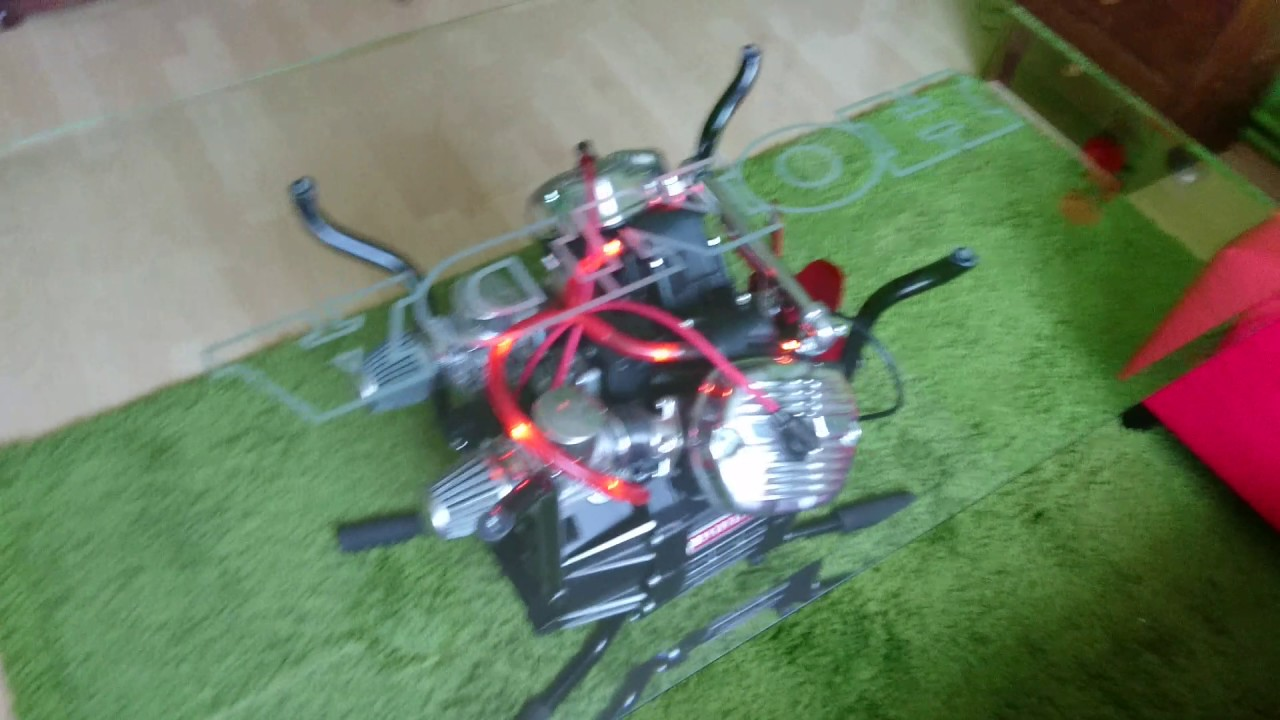 honda cx engine coffe table youtube