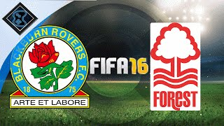 Video Gol Pertandingan Blackburn Rovers vs Nottingham Forest
