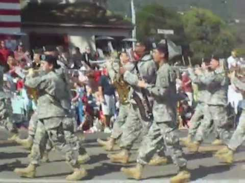 191st Army Band - Independence Day '08 - Danville, CA