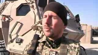 German  Prime Minister Visits Troops in Afghanistan 18 12 2010 TOLOnews com