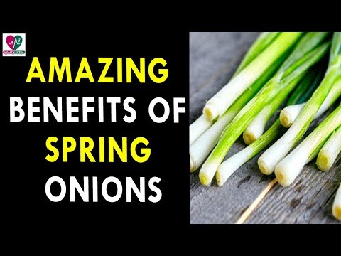 Amazing Benefits Of Spring Onions - Health Sutra - Best Health Tips