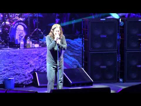 Black Sabbath - Fairies Wear Boots -  PNC Bank Arts Center , Holmdel, N.J. August 4th, 2013