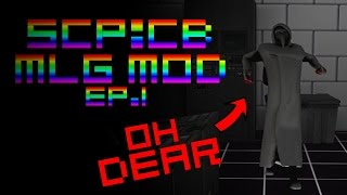 SCP:CB MLG Mod Playthrough (ep.1)