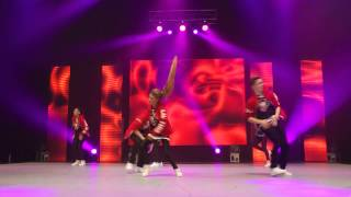 Awesome dance performance from Future Pride - Move It 2013
