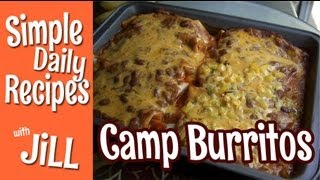 Baking Camp Burritos - Simple Daily Recipes