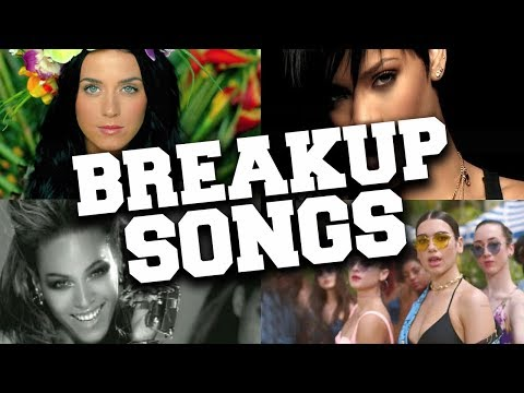 Best 50 Songs to Motivate You After a Break Up!
