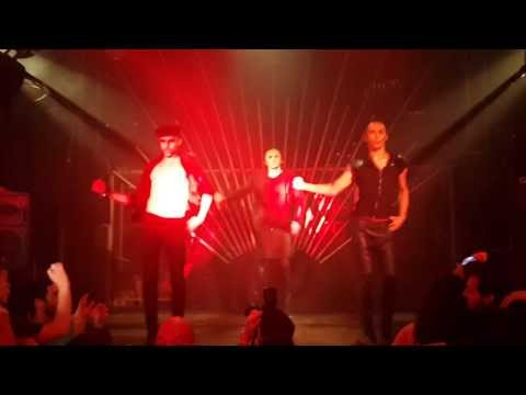 Kazaky - Live In Israel TOUCH ME + LOVE HD