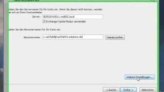 Outlook 2010 an Exchange Online anbinden - Microsoft Online Services - Administrator