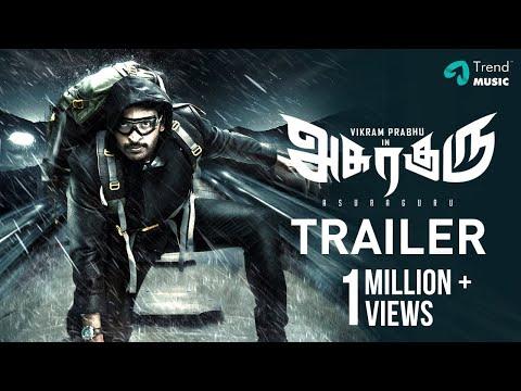Asuraguru Tamil Movie Trailer | Vikram Prabhu, Mahima Nambiar