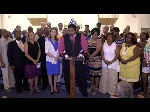 Confronting the Statutes (not just statues) of White Supremacy | Rev. Dr. William J. Barber, II