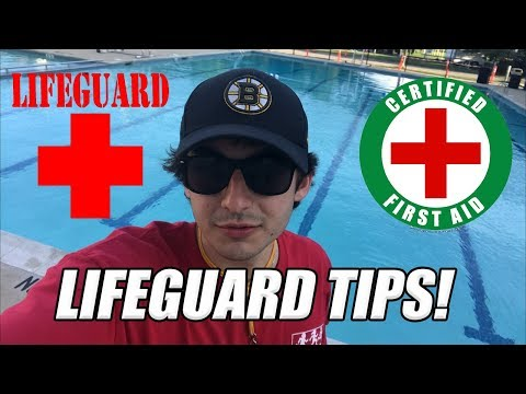 HOW TO SURVIVE YOUR LIFEGUARDING COURSE (PASS 100%)