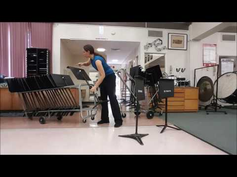How to Store Music Stands
