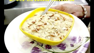 How to make bread halwa (Bread Sweet) (HINDI)