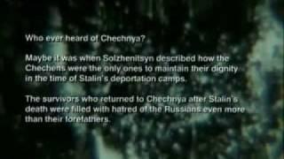 Chechnya - Çeçenya - Çeçenistan - Чечне ( Khozh Ahmed Noukhaev )
