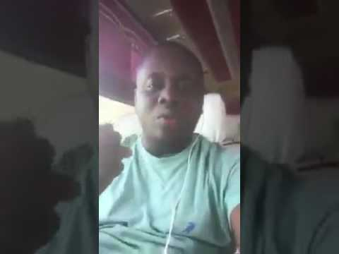 Kumasi Based Man Charters A VIP Bus From Accra To Kumasi To Spite Accra Residents | Uncut