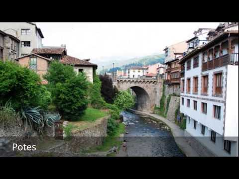 Places to see in ( Potes - Spain )