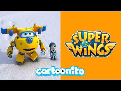 Super Wings   Giant Snowman   Cartoonito UK