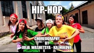 Мозги - Вертолет, хип-хоп, хореография - Вашеци-Калмыковой Юлии