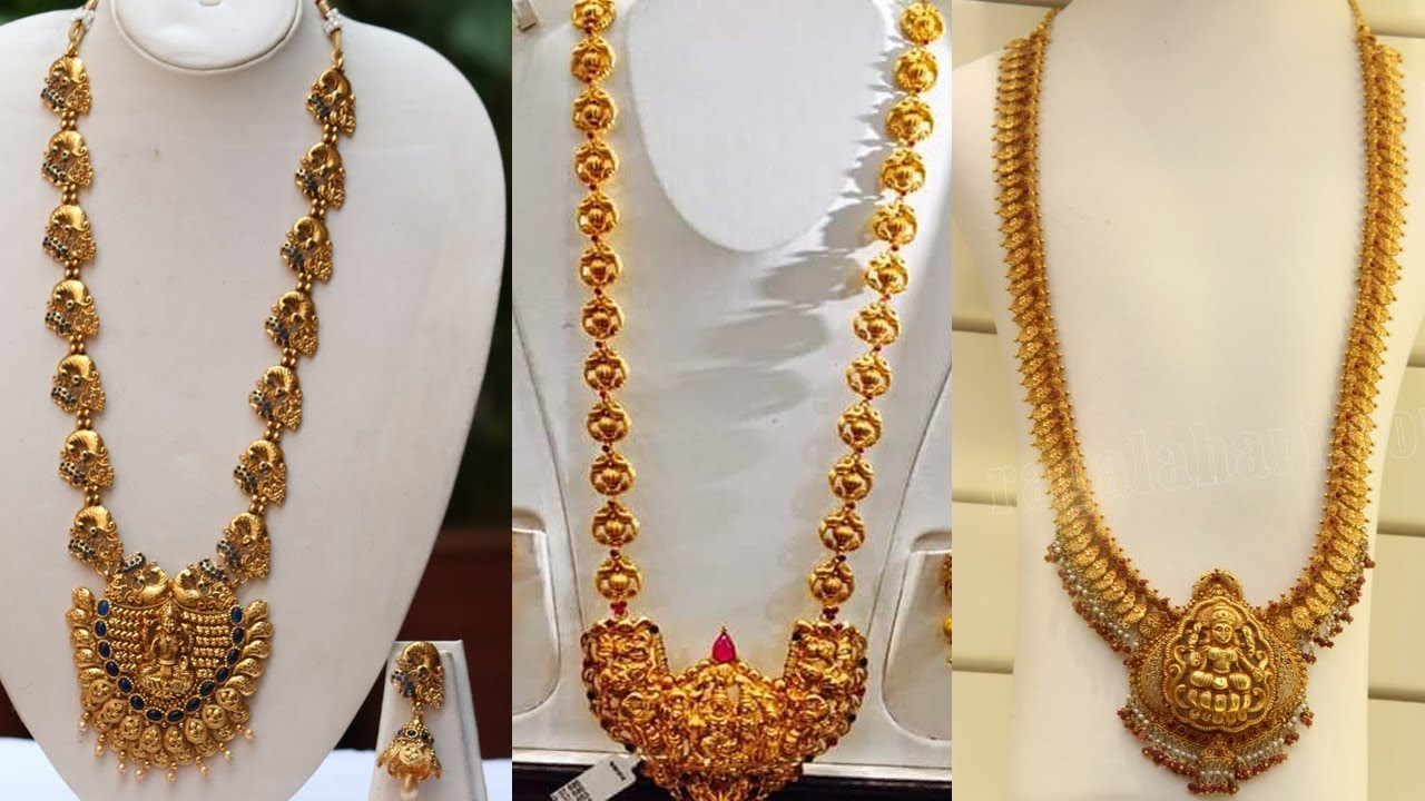 Gold designs grams haram The Latest