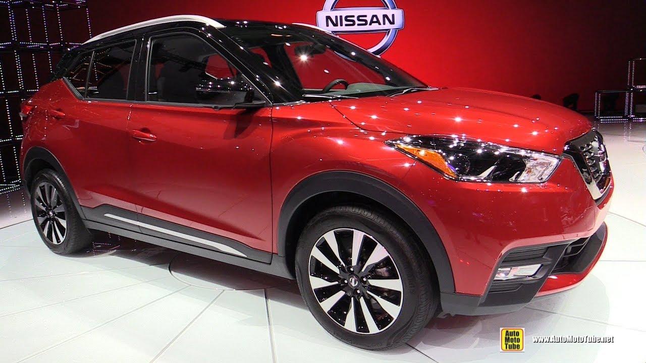 2018 Nissan Kicks Exterior And Interior Walkaround 2017 La Auto