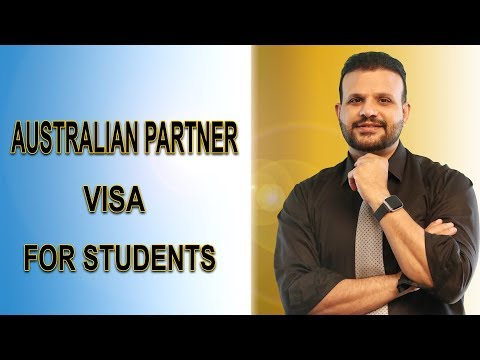 How To Apply Partner Visa For Students In Australia