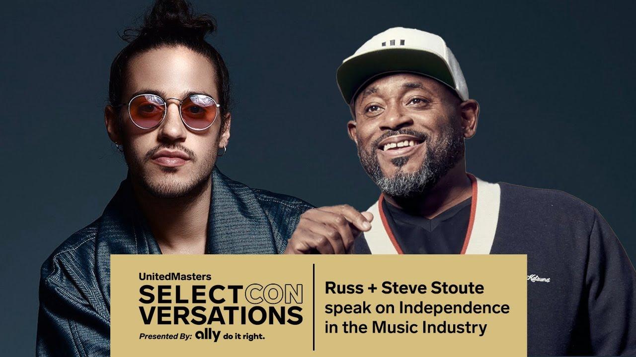 Russ & Steve Stoute on Thriving as An Independent Artist | vizo.tv
