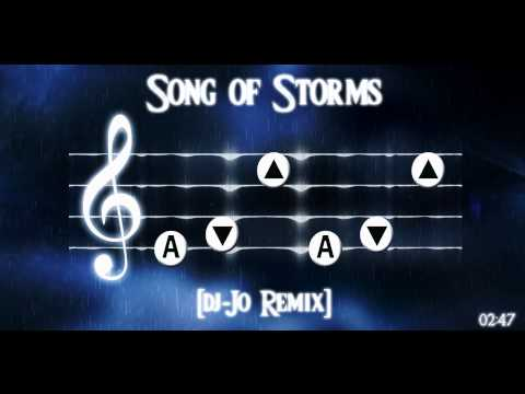 Song of Storms - Dubstep/EDM [ dj-Jo Remix ]