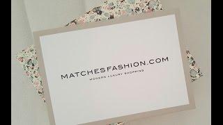 MATCHESFASHION.COM Unboxing   Diane von Furstenberg 440 Gallery Bitsy Cross Body Bag