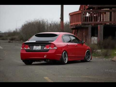 8th Gen Civic Tribute Youtube