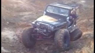 jeep wrangler yj mudding off road videos thewikihow