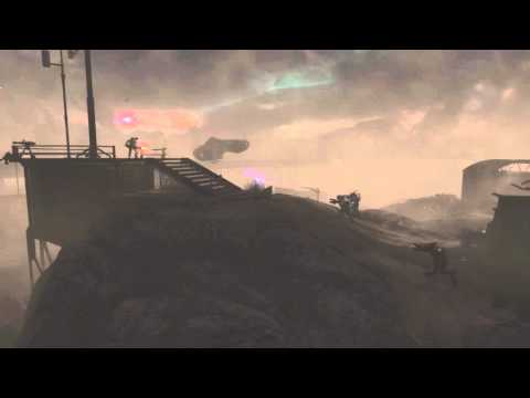 Halo Reach Complete Soundtrack 13 - Lone Wolf + Epilogue
