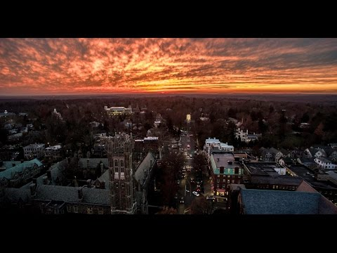 Princeton, New Jersey (Aerial View)