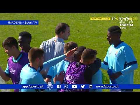 Formação: Sub-19 (antevisão Tottenham-FC Porto, UEFA Youth League, 1/4 final, 12/03/18)