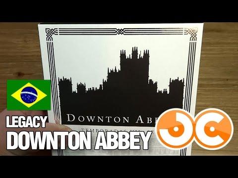 [DVD] DOWNTON ABBEY: A COLEÇÃO COMPLETA LEGACY (BRA) #teatimedowntonabbey