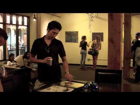 Boise Artist In Residence Art Opening
