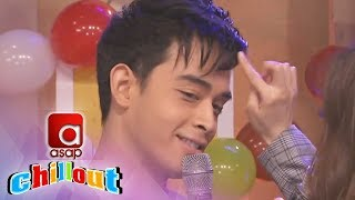Video ASAP Chillout: How did Diego invite Sofia Andres to be his date for the Star Magic Ball? download MP3, 3GP, MP4, WEBM, AVI, FLV November 2017