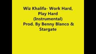 Wiz Khalifa- Work Hard Play Hard (Official Instrumental)