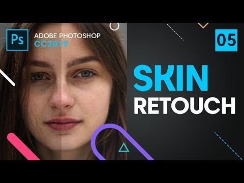 How to Clean Faces in Photoshop cc 2019 | Skin Retouch | Episode 5