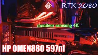 UNBOXING DE MON NOUVEAU PC GAMER/RTX2080/4K