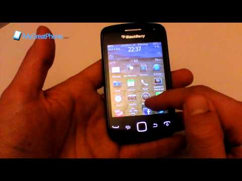 Blackberry Curve 9380 Hands On Review
