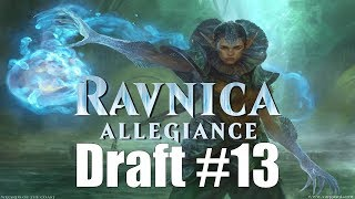 Ravnica Allegiance Draft #13 MTG Arena Traditional Draft