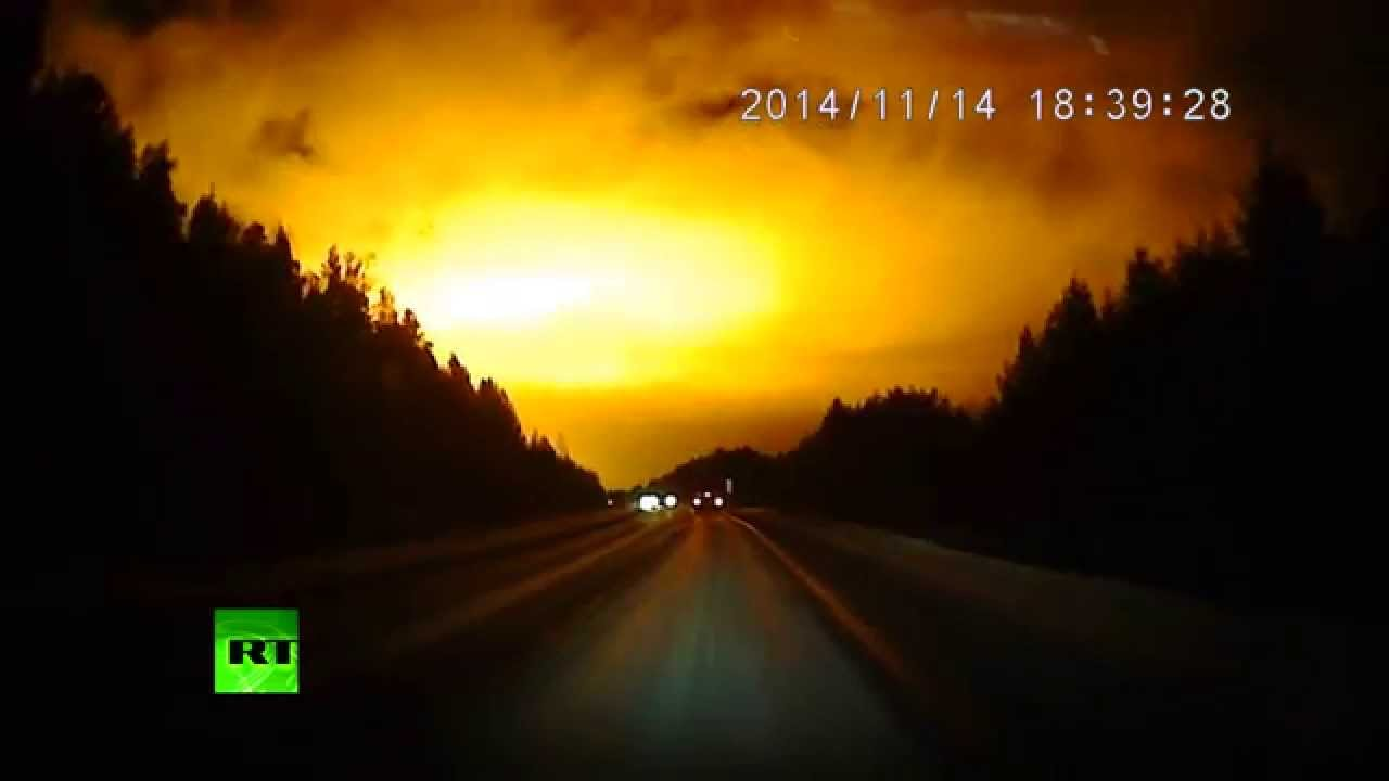 What Was That Huge Flash Over Russia?   IFLScience