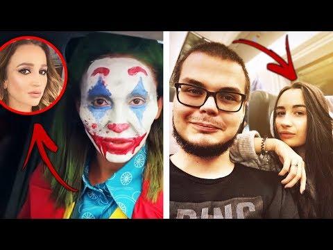 Бузову высмеяли за образ Джокера | Булкин показал новую девушку