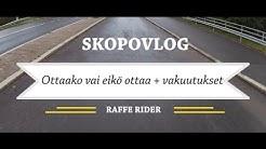 SkopoVLOG | Moottoripyörän osto mietteet+vakuutus tiedustelu | Honda CB600F Hornet
