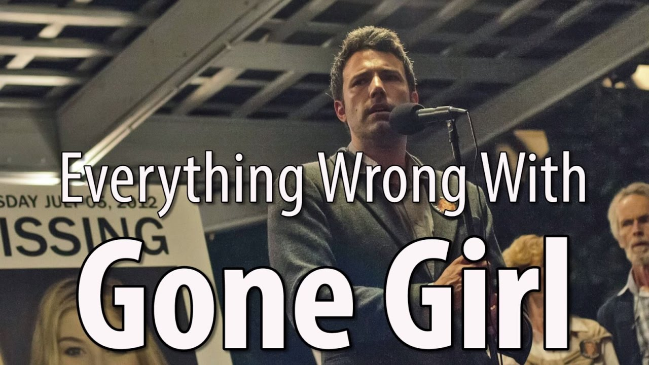 Download Everything Wrong With Gone Girl In 16 Minutes or Less