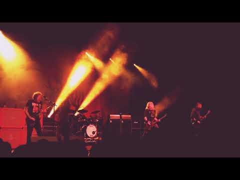 Mastodon- Ancient Kingdom live @BigTop, Sydney, AUS  26/03/2018