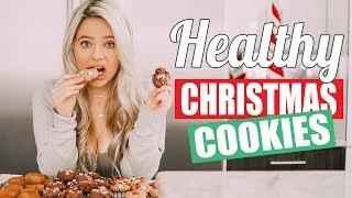Testing Healthy Christmas Cookie Recipes!