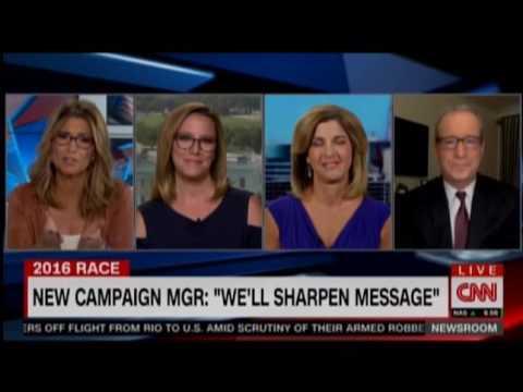 S.E. Cupp, Trump Adviser Battle Over Campaign Outreach To Women