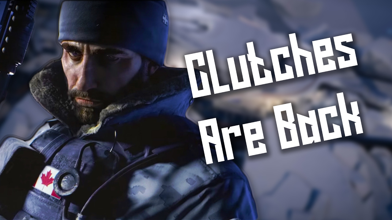 rainbow six siege random moments the clutches are back. Black Bedroom Furniture Sets. Home Design Ideas