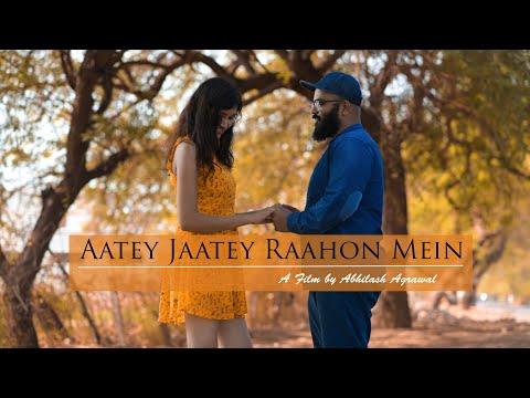Abhilash Agrawal - Aatey Jaatey Raahon Mein ( Feat. Payal Sahu | M2 Records )